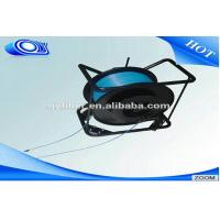 Military Grade Fiber Optic Cable Reel For Broadcast Vehicles , Indoor Tactical Fiber Cable Manufactures