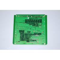Double Sided Industrial PCB Board FR 4 ENIG Immersion Gold With Green Soldmask Manufactures