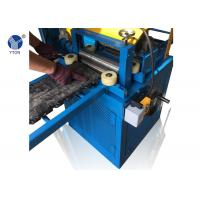 China Used Tread Rubber Buffing Machine , Tire Regrooving Equipment Semi Automatic on sale
