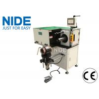 Buy cheap Industrial Automatic Stator Winding Lacing Machine PLC programming Horizontal from wholesalers