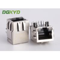 10 Pin Receiver Filter RJ45 jack with internal isolation transformer 1000 BASE Manufactures