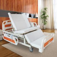 High Comfort Electrically Operated Beds , Mobility Adjustable Beds For Disable Manufactures