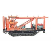 220V / 380V Water Well Drilling Machine / ST 200 M Mine Borehole Rock Drill Rig Manufactures
