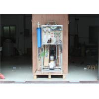 China PLC Control RO Water Treatment Plant , Small RO Water Plant For Industrial Use on sale