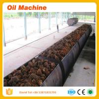 Hot selling 10-80T/H Palm oil extractor machine /Palm kernel oil pressing equipment Manufactures