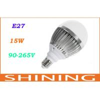 Energy Saving 15W RGB LED Lamp Cool White , 1500Lm Light Source Manufactures