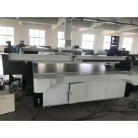 Quality Custom Smart UV LED Flatbed Printer With Ricoh G5 Industrial Print Head for sale