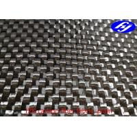 Plain Woven Light Strong 3K Carbon Fiber Luggage Fabric Manufactures
