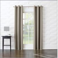 Household Thermal Sliding Glass Door Curtains professional Stone Colored Manufactures