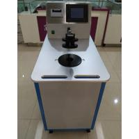 China Apparel Air Permeability Testing Instrument  With DIN 53887 Standard For Textile Testing on sale