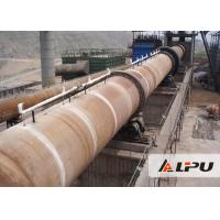 2.5×54m High Automation Lime Rotary Kiln in Metallurgy and Refractory Industry Manufactures