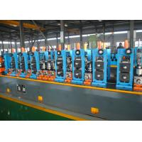 HG76 Carbon Steel Tube Mill Machine for High-frequency Straight Seam Welded Pipe Manufactures