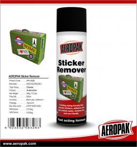 AEROPAK Sticker Remover Manufactures