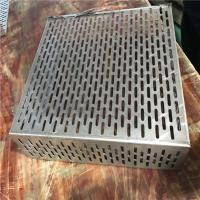 customized cutting alloy sheet stainless steel perforated metal panel Manufactures