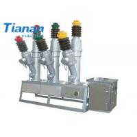 Outdoor SF6 High Voltage Circuit Breaker AC 50Hz For Measurement And Protection Manufactures
