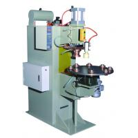Spot Welding Oil Filter Making Machine Eight Station With Turntable Bottom Plate Manufactures