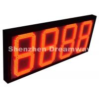 """8888 Outdoor LED Signs for Gas Station with Red 12"""" Size Meanwell Power Supply Manufactures"""