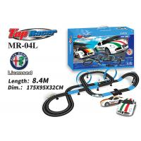 1:64 Scale Analog System Licenced Toy Race Car Track Sets 13M Length Age 8 And Up Boys Manufactures