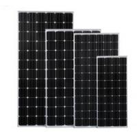 High Efficiency Mono Solar Module , 320 Watt Solar Panel With Tempered Front Glass Manufactures