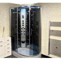 Offset Quadrant Steam Shower Enclosure Manufactures