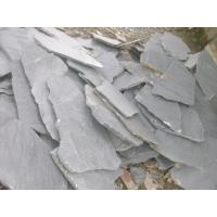 Natural Paving Stone Grey Slate Irregular Patio Flooring Grey Slate Wall Covering Stone Manufactures