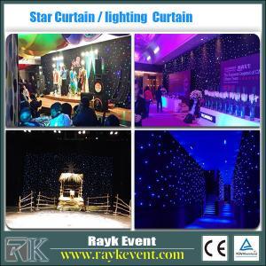 High quality White/black Led Dj Light Curtain Disco Light Led Stage Lighting Manufactures