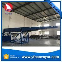 China Movable Telescopic Belt Conveyor for Loading Container,Truck,Trailer,Vehicle on sale