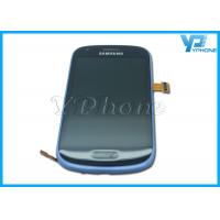 Mobile Phone LCD Screen Digitizer For Samsung S3 Mini I8190 Manufactures