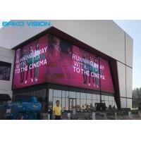 China SMD Outdoor Fixed 6500nits Brightness Adjustable LED Display P6 P8 P10 1/4 Scan RGB on sale