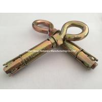 China Grade 6.8 Wedge Anchor Bolt Eye Bolt Sleeve Anchor Carbon Steel Material on sale