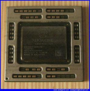 Xbox one GPU X887732-001 Xbox one repair parts Manufactures