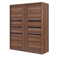 Cloth Armoire in Wall with sliding door by slip fitting can Bespoke by local size in Moisture-proof Plywood Manufactures