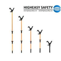 China LHR push pull pole with rubber insert 21 42 50 72 90-HIGHEASY SAFETY on sale
