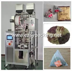 multi-function small tea bag packing machine pyramid tea bag packing machine Manufactures