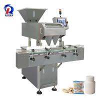 China Automatic Tablet Capsule Counter And Filler Counting Line Machine on sale
