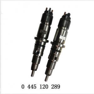 0 445 120 289 Diesel Fuel Injectors , Aftermarket Diesel Injectors For Cunmins Manufactures