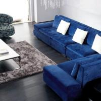 Quality 100% Polyester Shaggy Carpets And Machine Tufted Rugs Long Pile Soft Shaggy Rug For Living Room for sale