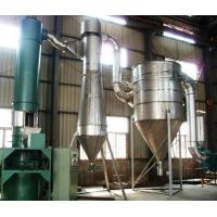 Buy cheap Carbon White Fast Rotary Industrial Flash Dryer , Chemical Continuous Drying Equipment from wholesalers