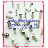 F female connector PCB mount type