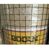Industrial PVC Coated Mesh Panels , Stainless Galvanized Wire Mesh