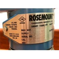 China CE Rosemount Coplanar Transmitter 3051c 3051CG5A02A1AB1H2L4M5 -14.2 To 2000PSI on sale