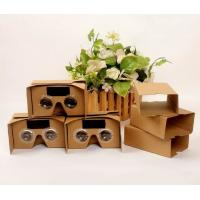 Quality 2016 cheapest price original google cardboard cardboard box vr glass for for sale