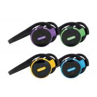 China Noise Reduction Wireless Stereo Bluetooth Headset With Recording FM Radio on sale
