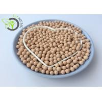 Air Separation 13x Molecular Sieve Desiccant Larger Pore ISO9001 Certifiation Manufactures
