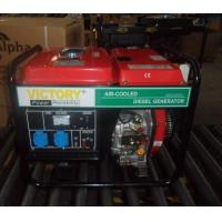 China Four Stroke Silent Portable Diesel Generator 2kw - 5kw With Air Cooled on sale