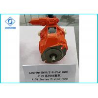 High Reliability Straight Axis Piston Pump A10V, Smooth Operation Simple Piston Pump Manufactures