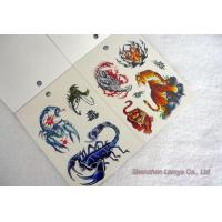 Animal Body Tattoo Sticker (LAM-WS-051) Manufactures