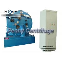 Buy cheap Chemical Centrifuge Automatic Horizontal PPC Peeler Centrifuge Used in EPS project from wholesalers