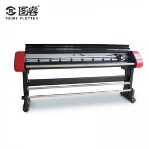 China 60M / Hour Printing Cutting Plotter Machine Network / USB Interface on sale