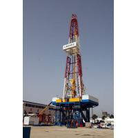 High Performance Drilling Rig Mast With Pneumatic And Hydraulic Motor LR5002 Manufactures